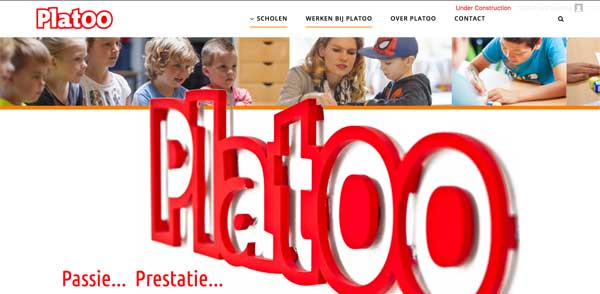 homepage PlatOO