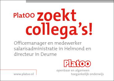 PlatOO zoekt collega's